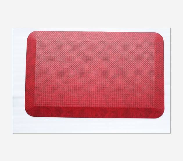 Super PVC leather Polyurethane Comfort Anti-fatigue Kitchen Mats