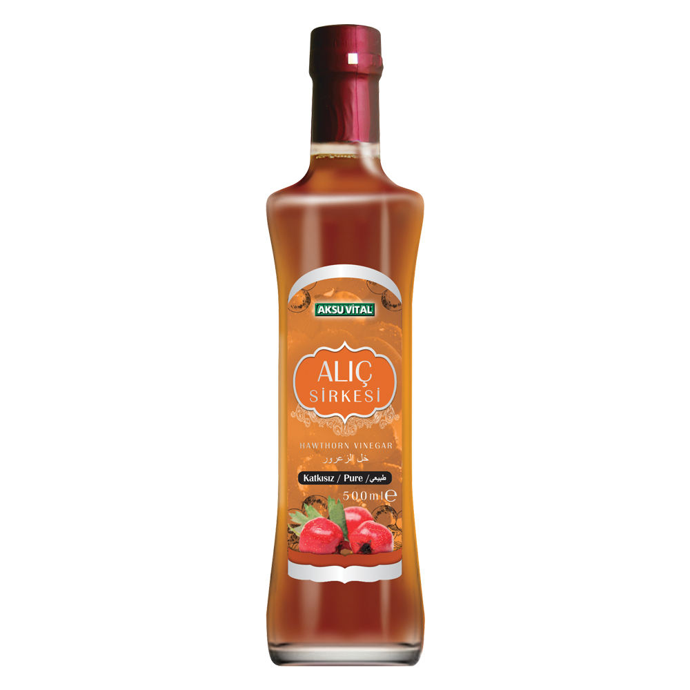 Hawthorn Vinegar Odorless Sushi Seasoning Sauce Real Sharp Vinegar Condiments Export Prices ...
