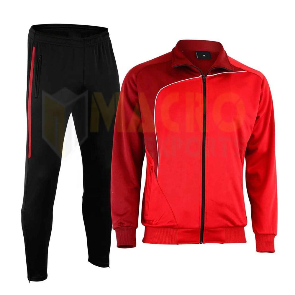 Training Jogger Jas, Goedkope Trainingspakken Sportkleding, Fabrikant Custom Trainingspakken