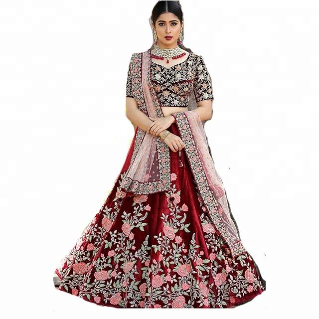 Lehenga Choli Designs For Wedding / Lehenga Choli For Wedding Bridal/Bán Sỉ Lehenga Choli