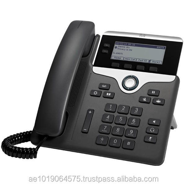 Cisco 7821 VOIP UC Phone CP-7821-K9 =