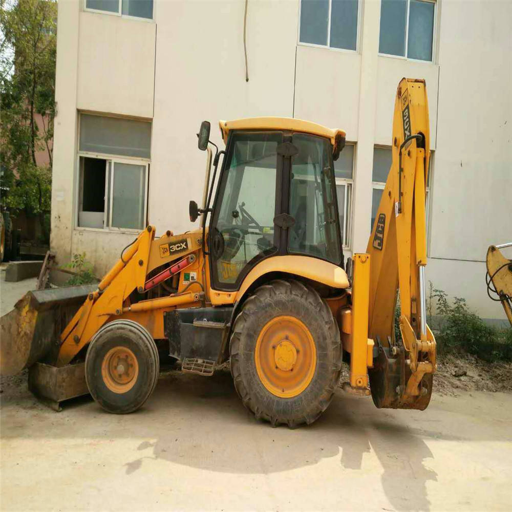 Used Excavator JCB 3CX Backhoe UK Good Condition/ used backhoe for sale in china
