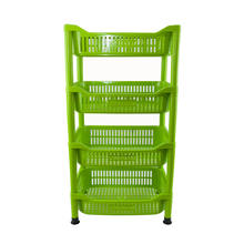 Vinhnam Top Selling Product Saving Space In Small House Storage Kitchen Stand Rack Plastic