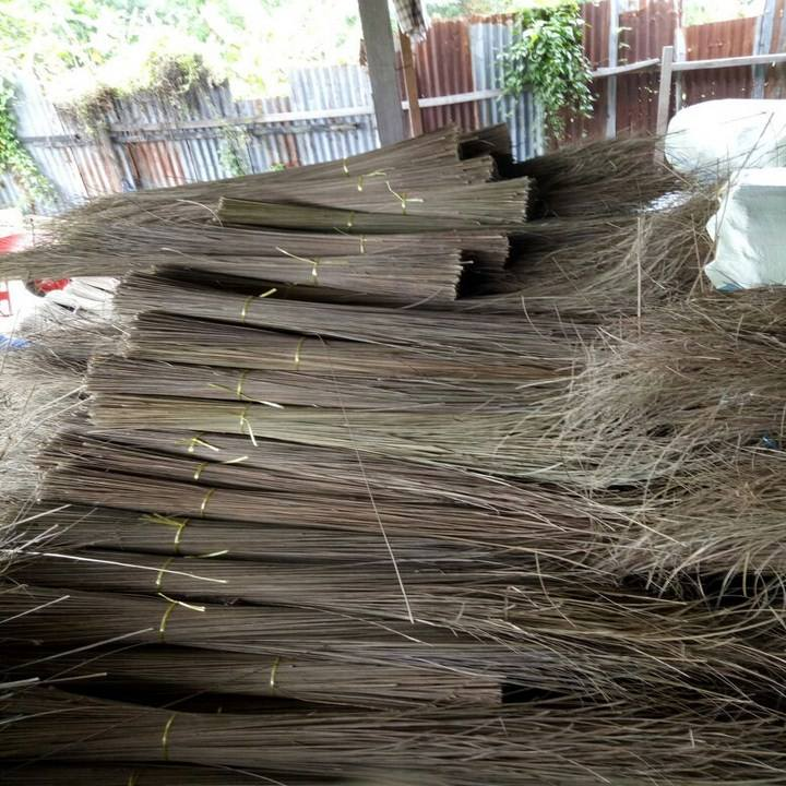 Nipa/Coconut Broom Stick with The highest quality made in Vietnam