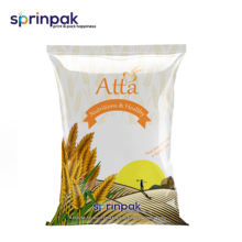 Food packet 1kg/2kg/5kg/10kg wheat/maize/corn flour packaging bags