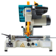 Portable  Miter Saw Machines for Straight and angular cutting of PVC, aluminum and wooden profiles.