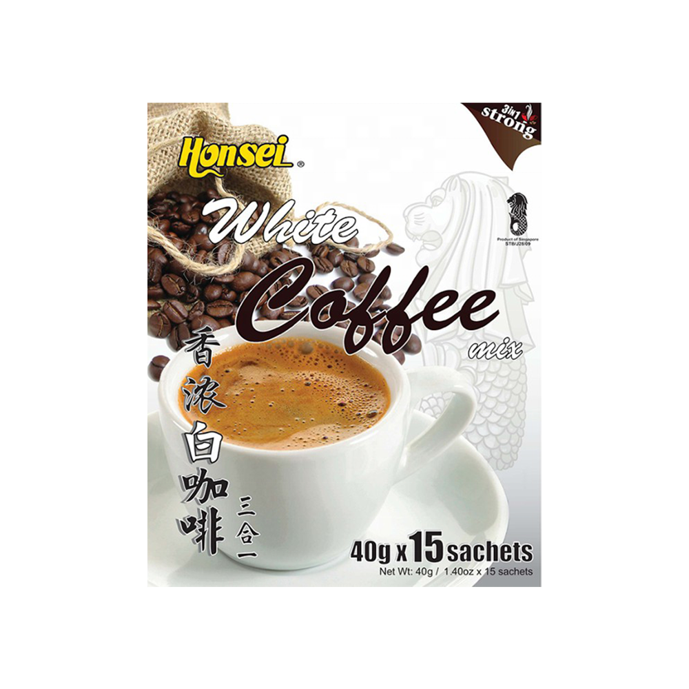 Hot Selling Premium Honsei Import Ingredients Mix Instant Coffee Powder
