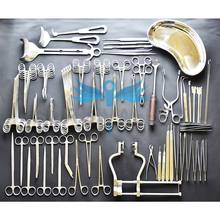 General Surgery Set of 100 Pieces of Surgical Instruments