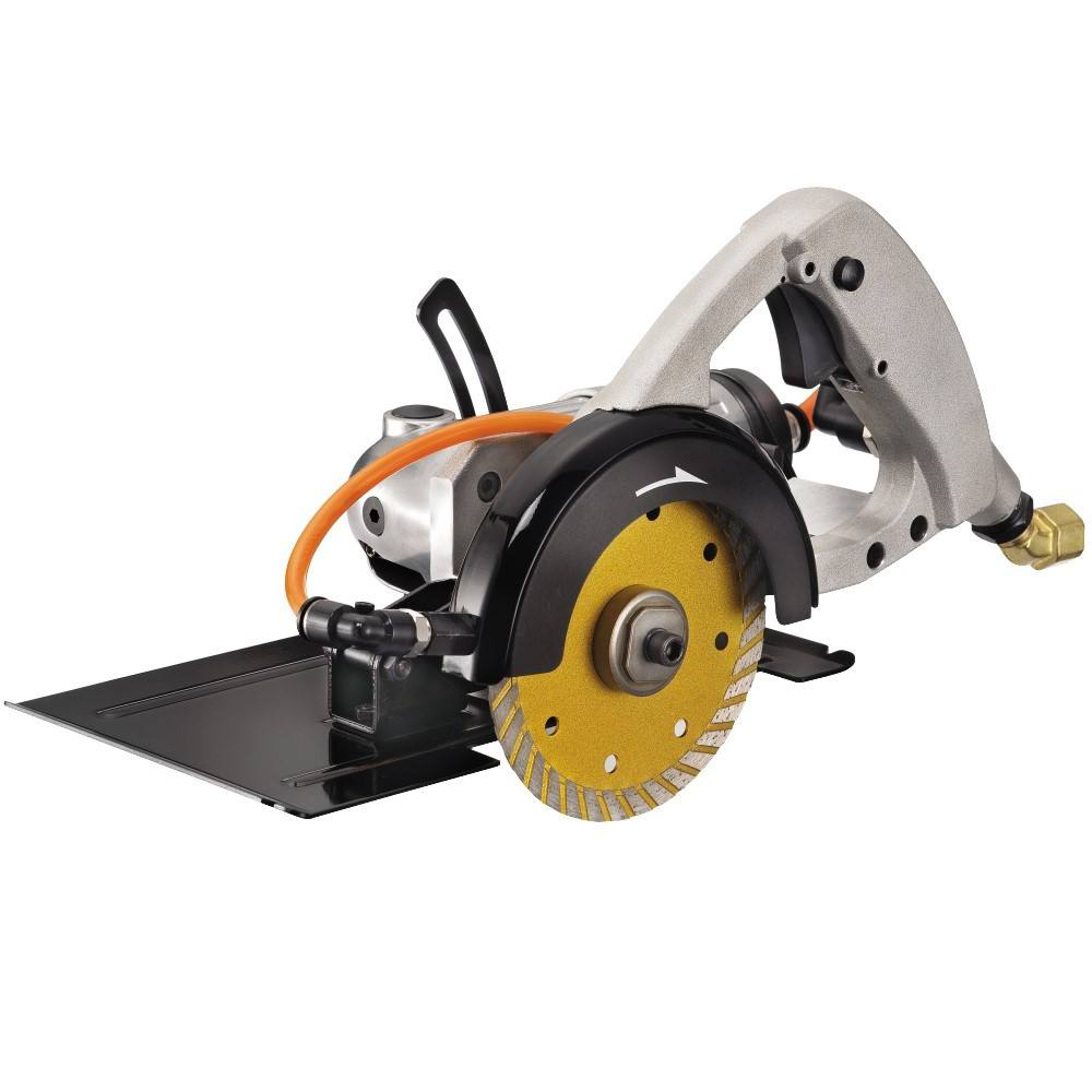 GPW-227 7000rpm Portable Wet Water Air Stone Cutter Cutting Saw