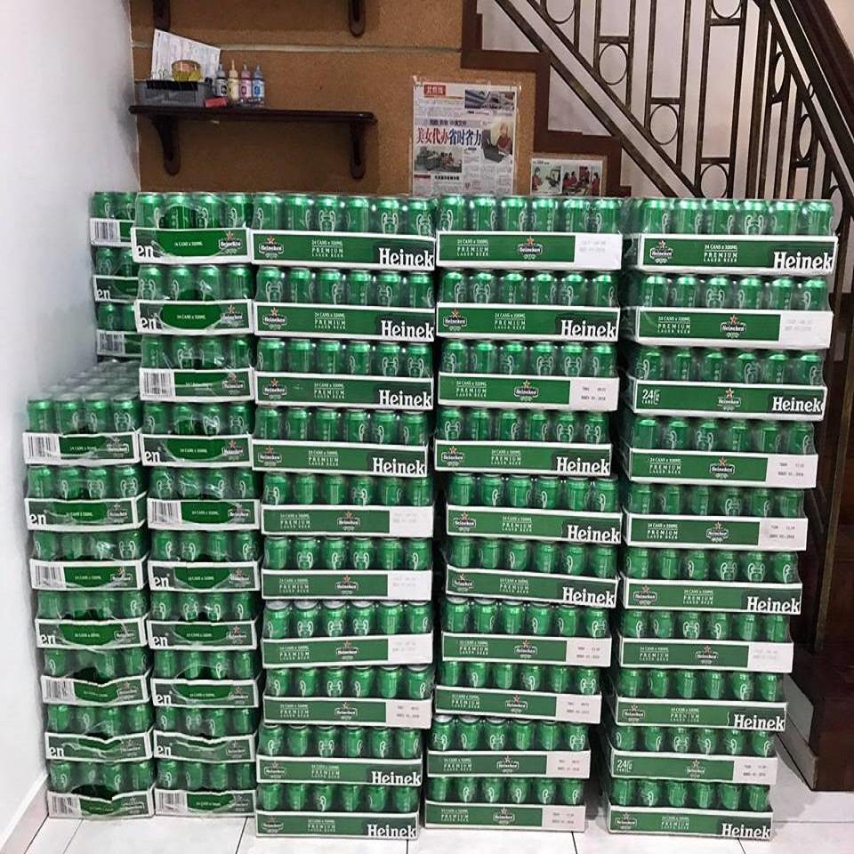 Premium Quality Heineken Canned Beer/ Heineken Beer 500ml