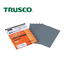 Cost-effective hand finishing abrasives , TRUSCO waterproof silicon carbide abrasive paper at reasonable prices