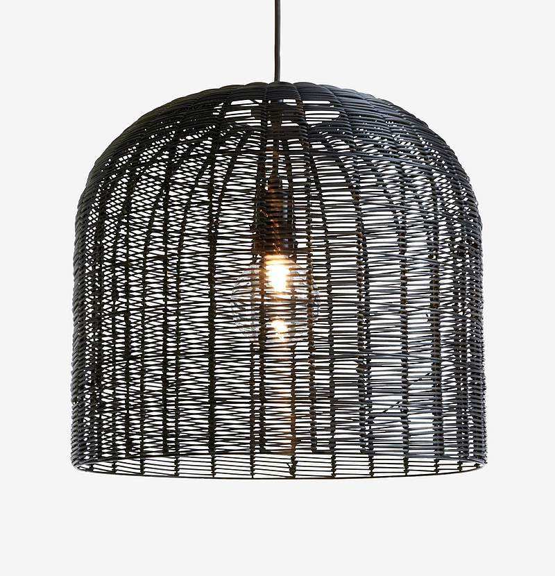 Home Decor Modern Pendant Bamboo Lampshade Made in Vietnam