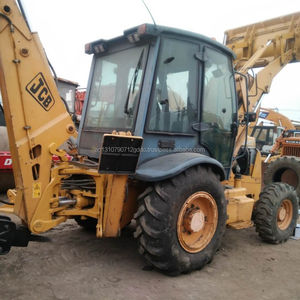 Used Backhoe Loader JCB 3CX/JCB 4CX CASE 580 Heavy Equipment for sale/Used JCB 3CX Backhoe Loader in Good Condition