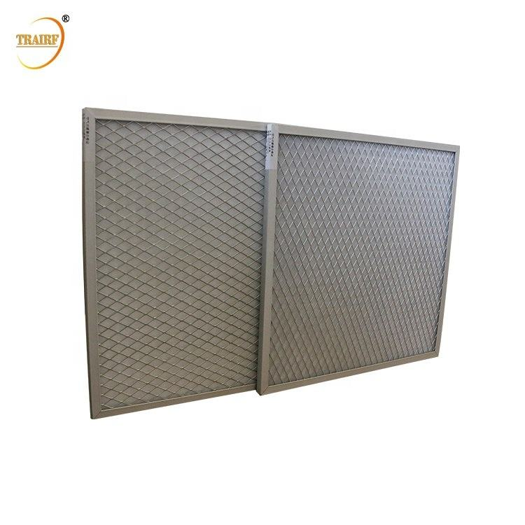 HVAC Eggcrate Cold Air Return Grille Filter G4