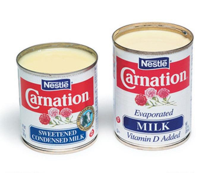 Evaporated canned Milk for sale