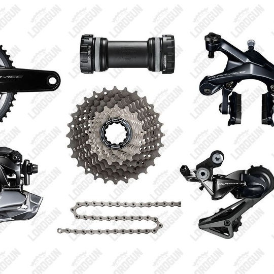 Pure_ly Authen_tic Màng Cứng Ace 9100 11 s groupset 2017