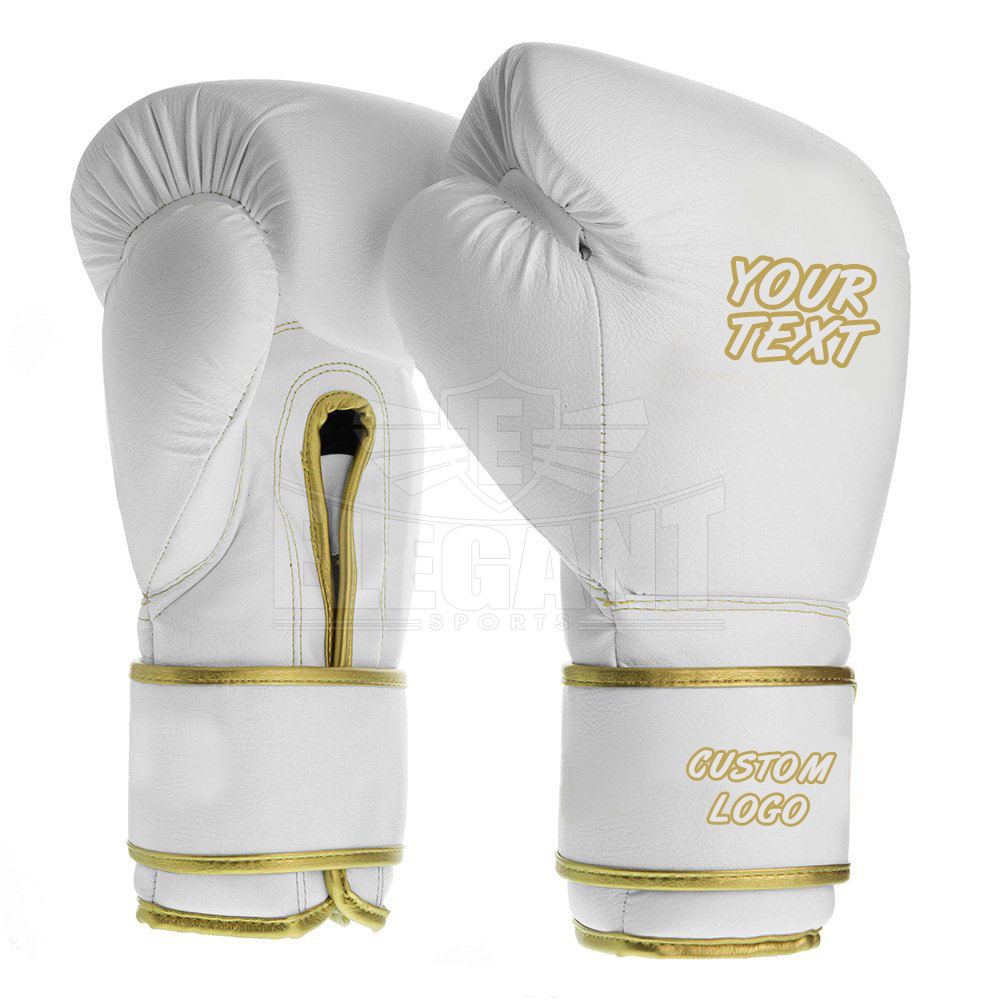 Professional Boxing Training Gloves Custom Design real leather Boxing Gloves Cheap Leather Boxing Gloves