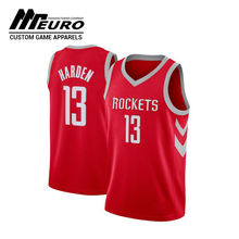 Red Rockets Sublimated Basketball Uniforms
