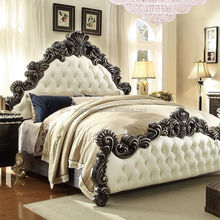 Queen Size Bed set King Size bed sets , Double Bed sets Luxury wooden bed set furniture , Hand Carving wooden Bed sets ,