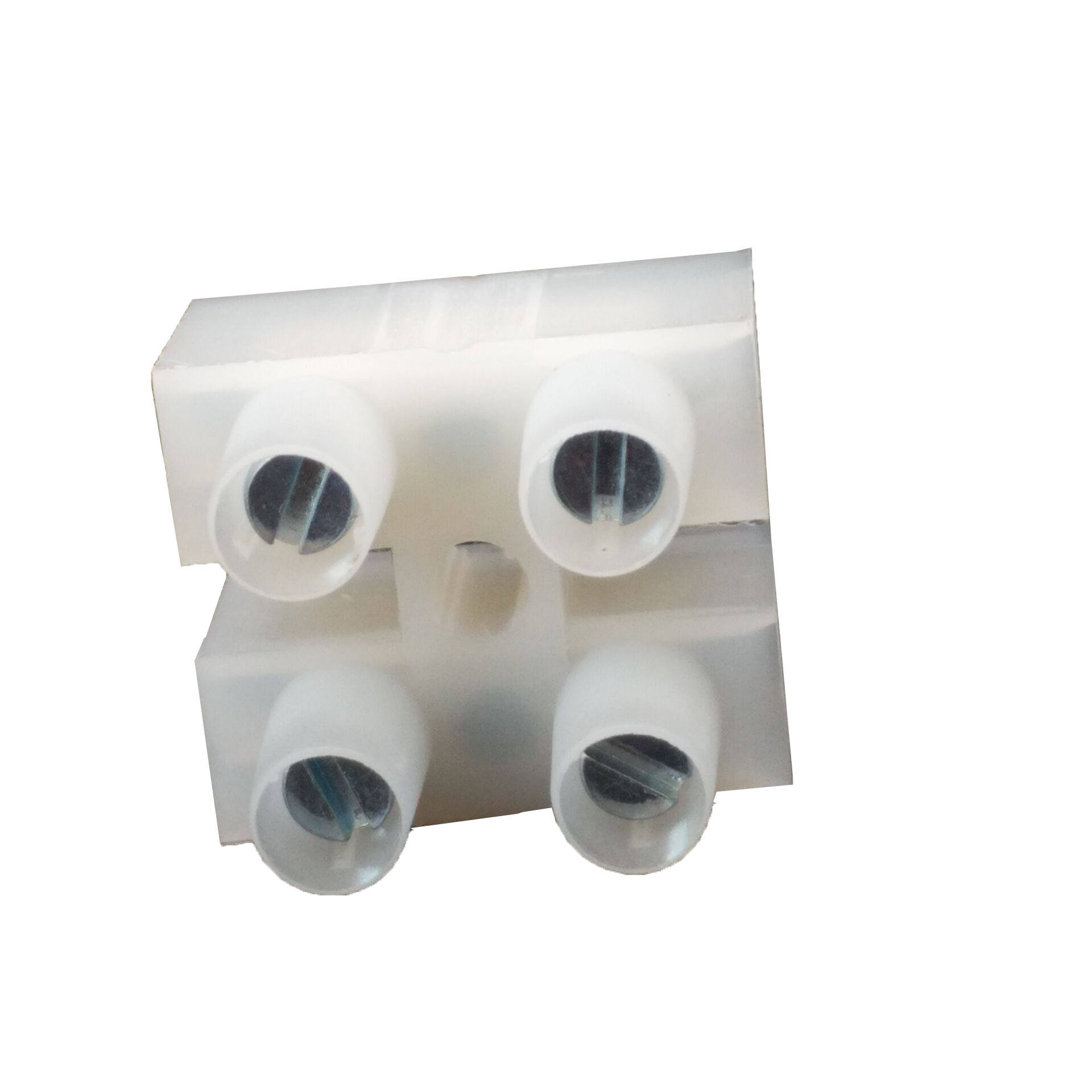 Eletricall draad connector 2 row 4 pin vermeld onderdelen