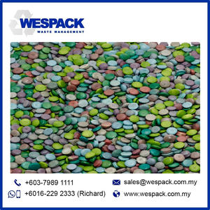 HDPE MIX COLOR