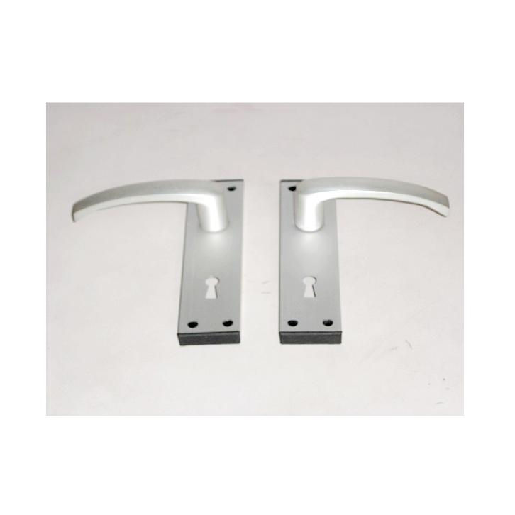 Mortise Door Handle Lever Plate