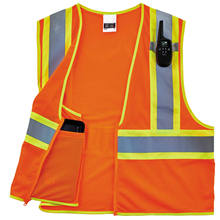 Professional Collection of Reflective Material, Breathable work wear vest for women and men from garment factory in Vietnam