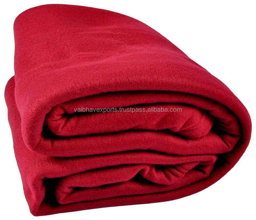 Low Price Donation Fleece Blankets