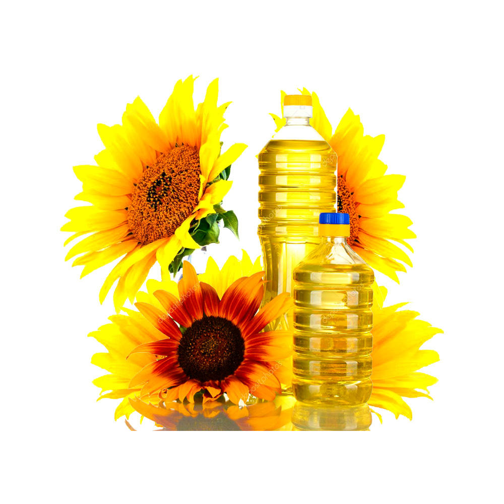 SUNFLOWER OIL REFINED AND UNREFINED / from UKRAINE /