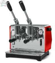 Made in Italy Coffee Maker - Pontevecchio Lusso 2 Brewing groups - Lever Espresso Machine