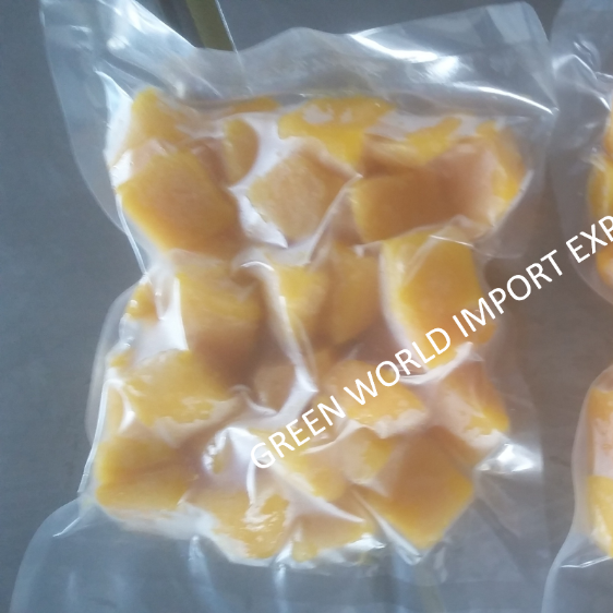 BEST SELLER OF VIETNAM: IQF FROZEN MANGO