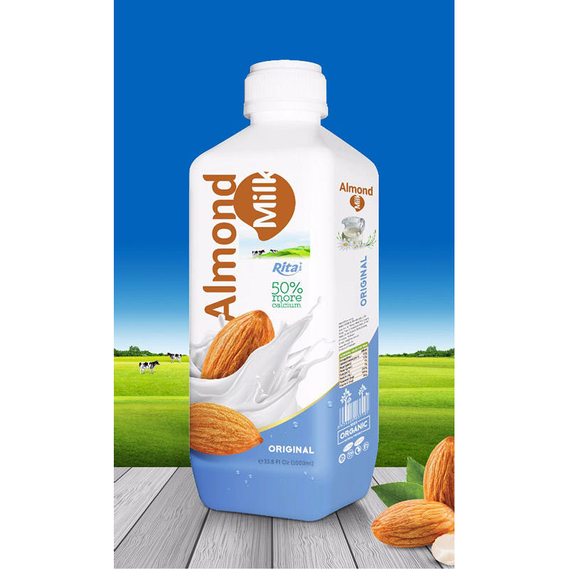 1000ml PP bottle Original Almond Milk