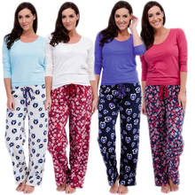 ladies pajama wholesale lilan and cotton pajama night wear oem custom brand pajamas