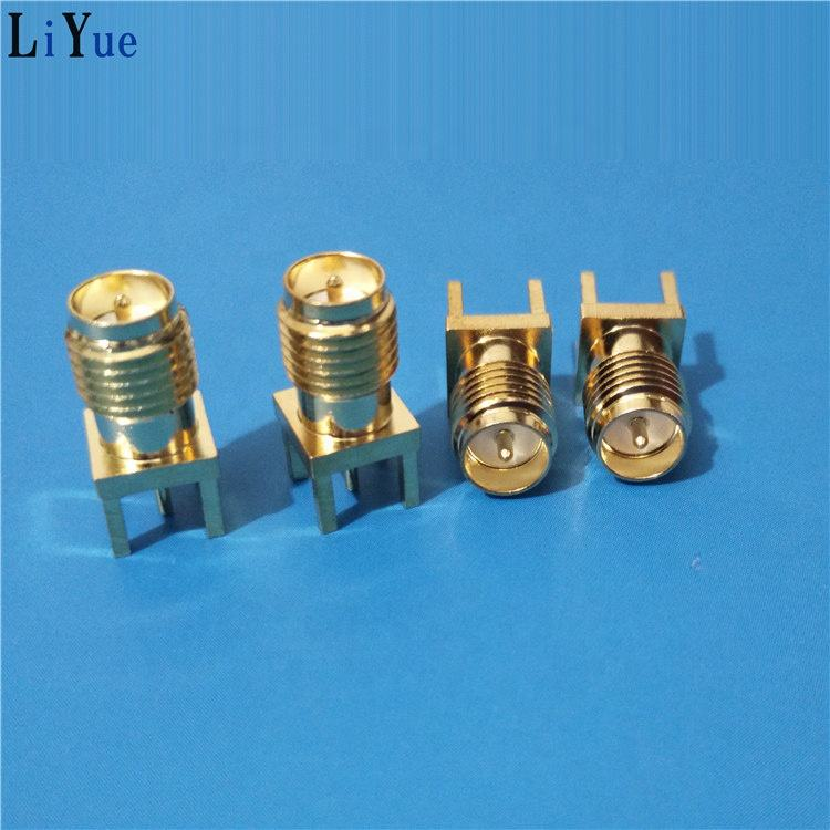Rf Coaxiale Connector Smb, Bnc, Tnc, Mcx, Mmcx, N-Type Rf Connectors