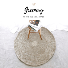 Natural round rugs for crafts Christmas decorations from Vietnam suppliers living room rugs