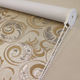 Luxury Phoenix Pattern Gold Stamping Roller Blinds