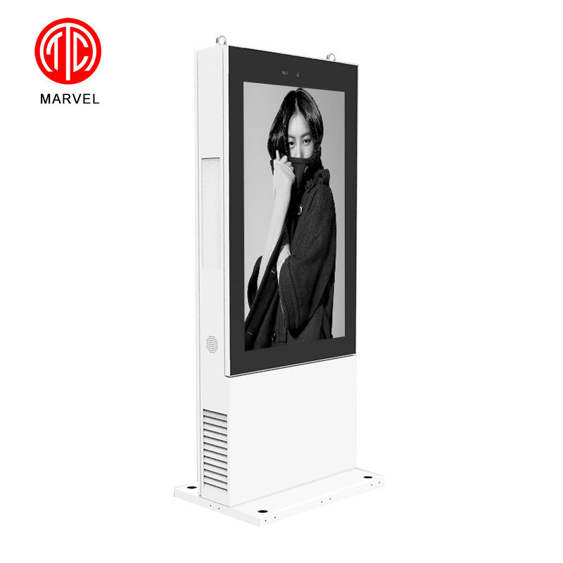 Outdoor Iklan TV LCD Display Monitor
