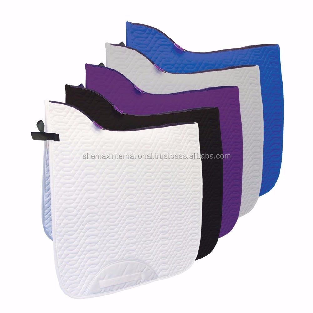 Shemax Superior Limited Edition Dressage Square Saddle Pad Choice Of Colours