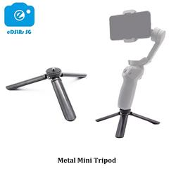 High Quality eDSLRs Metal Mini Tripod Flexible Aluminum Material Lightweight Type