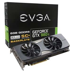 Original EVGA GeForce GTX 1060 11GB SSC GAMING ACX 3.0, 6GB GDDR5, LED, DX12 OSD Support (PXOC) Graphics Card 06G-P4-6267-KR