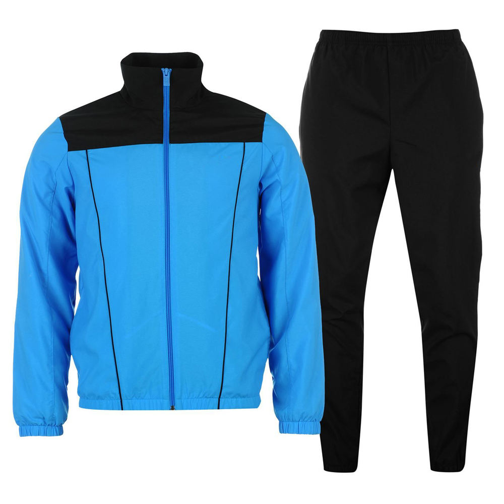 training tracksuits for men plain running tracksuits custom design print and sublimation tracksuit set