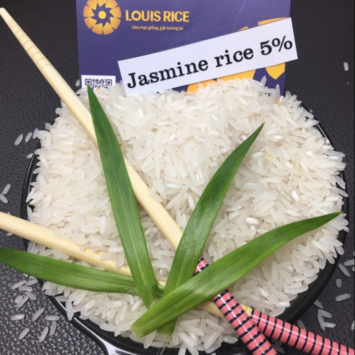 cheapest jasmine rice 5% broken vietnam