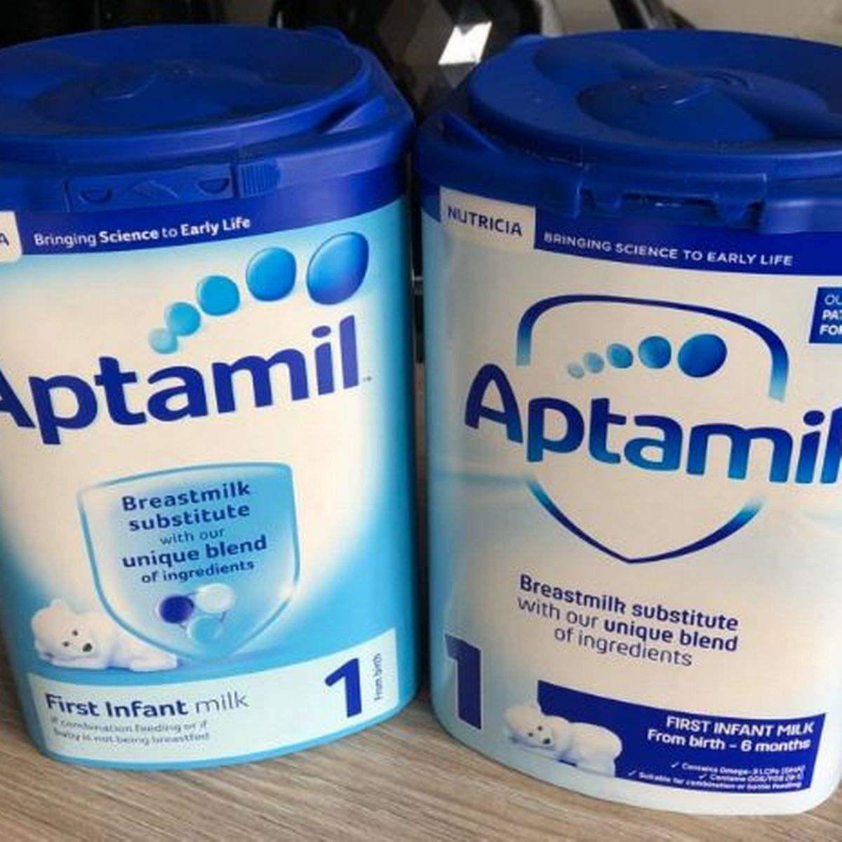 Aptamil Baby Milk Formula / Aptamil Profutura Follow-on milk 2 4 x 800g