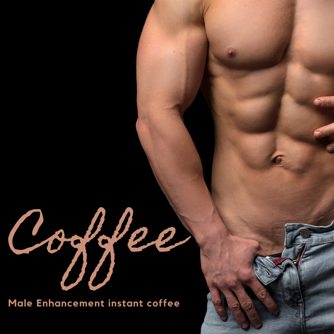 Male Enhancement Instant Coffee OEM/Private Label Sex Enhancement