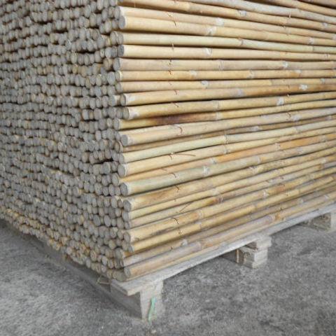 500 Bamboo Tubo espaciador granos de oro plateado de calidad superior de 5MM TS50