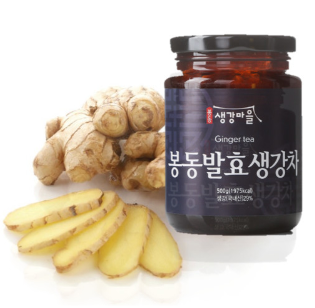 GINGER TEA 500グラムSTRENGTHEN IMMUNITY MADE IN KOREA