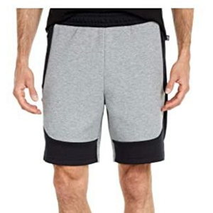 Slim fit mens running shorts 100% cotton shorts man bermuda