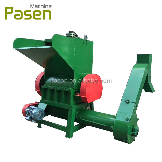 Plastic shredder machine, Pet fles recycling machine, Recycling plastic flessen machine