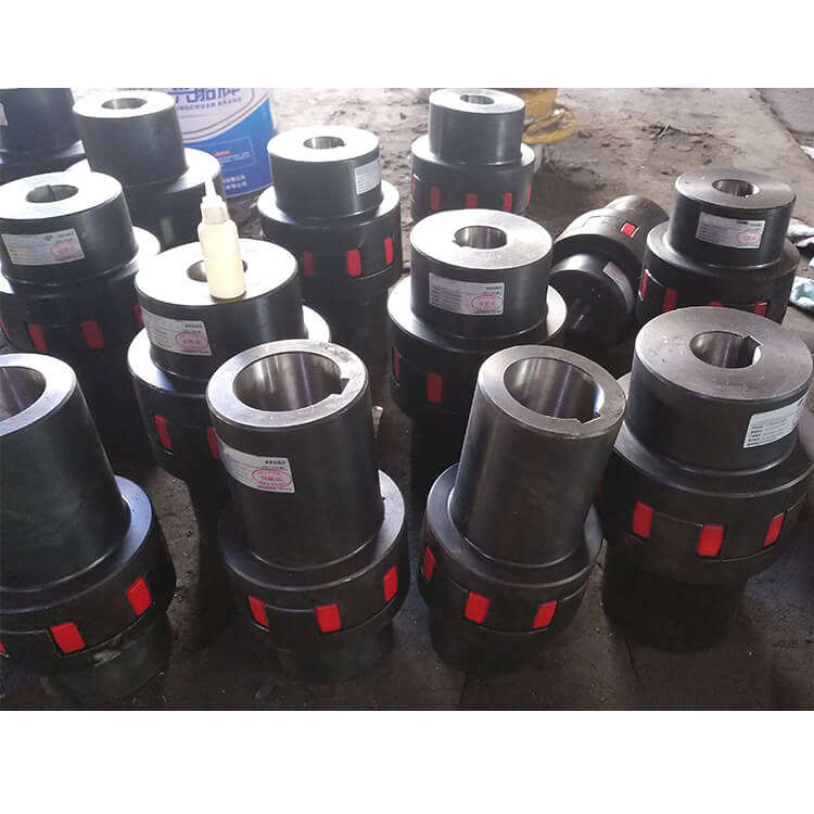 Densen customized types of spider couplings,spider flexible coupling,l spider coupling