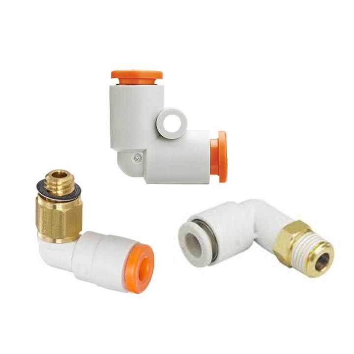 SMC Pneumatic KQ2L Air Hydraulic Connector Elbow Fitting